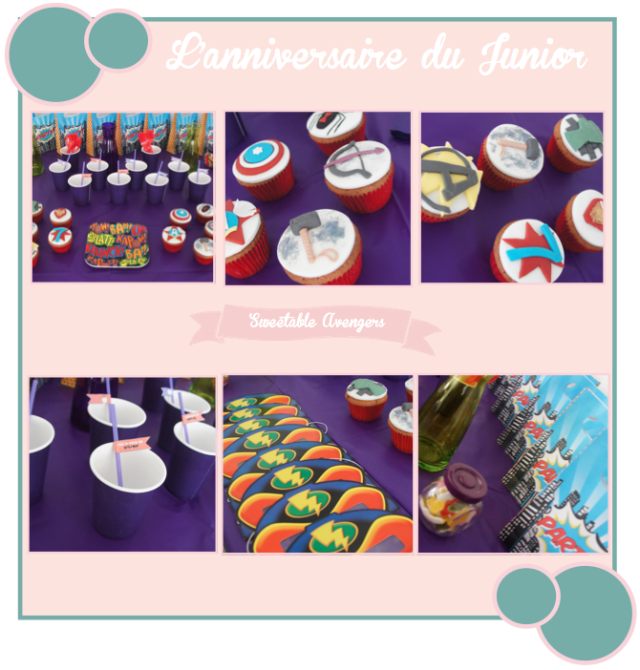 Anniversaire junior